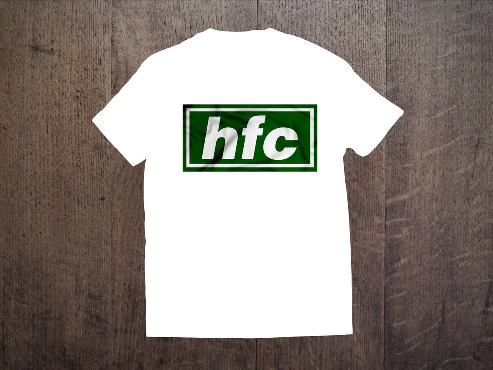 Image of Hibs, Hibernian, HFC, Football, Ultras, T-shirt, Various colours & sizes.
