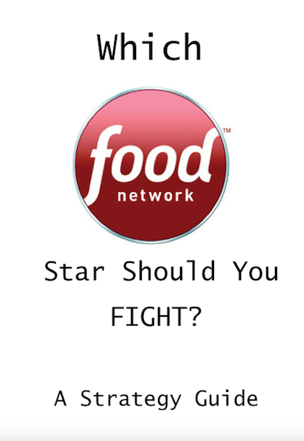 Image of Which Food Network Star Should You Fight?