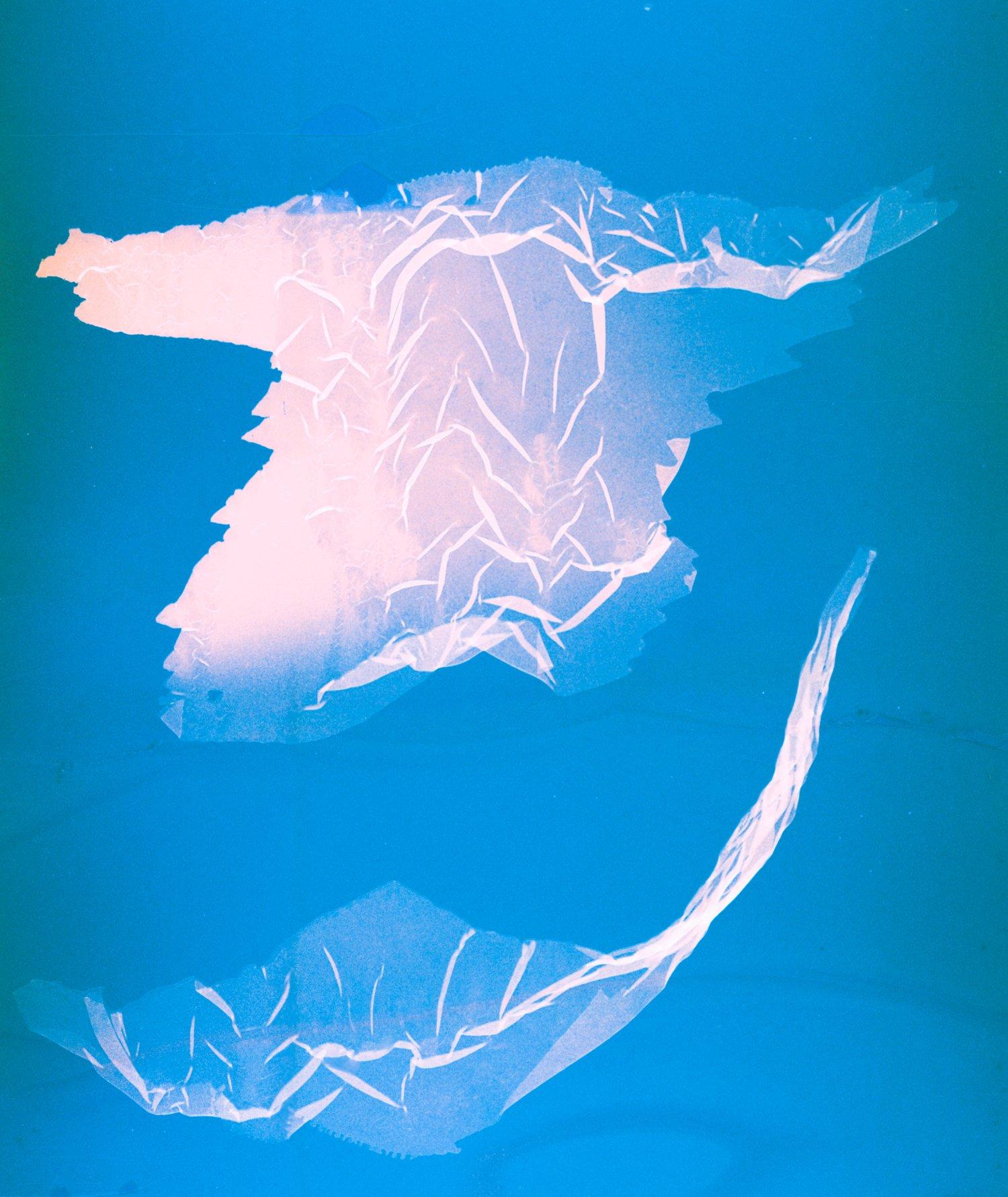Image of Déchirure négative #2