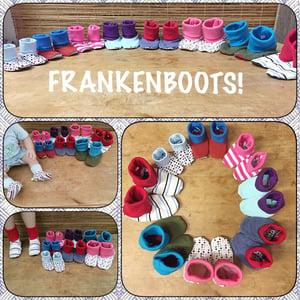 Image of Frankenboots