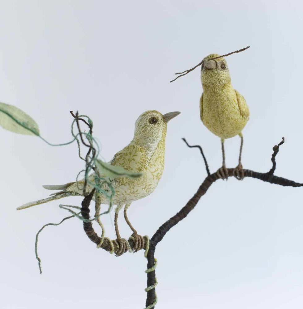 Image of Golden Birds