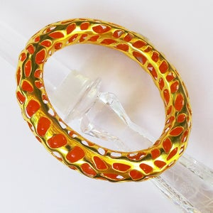 Image of openwork bangle