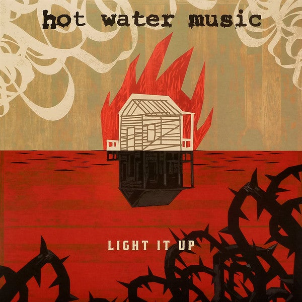 Image of Hot Water Music - Light It Up LP