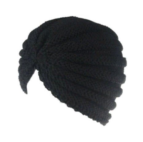Image of Premium Stretchy Unisex Crochet Turban Style #2