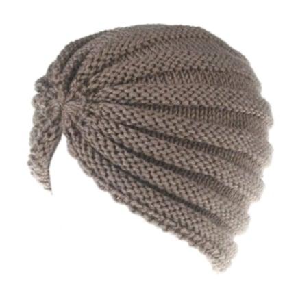 Image of Premium Stretchy Unisex Crochet Turban Style #2