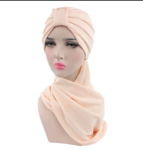 Image of Da Multifunctional Turban Head Wrap Scarf Combo