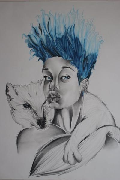 Image of Blue proxy