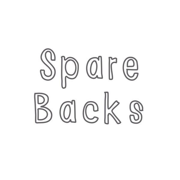 Image of Spare Backs