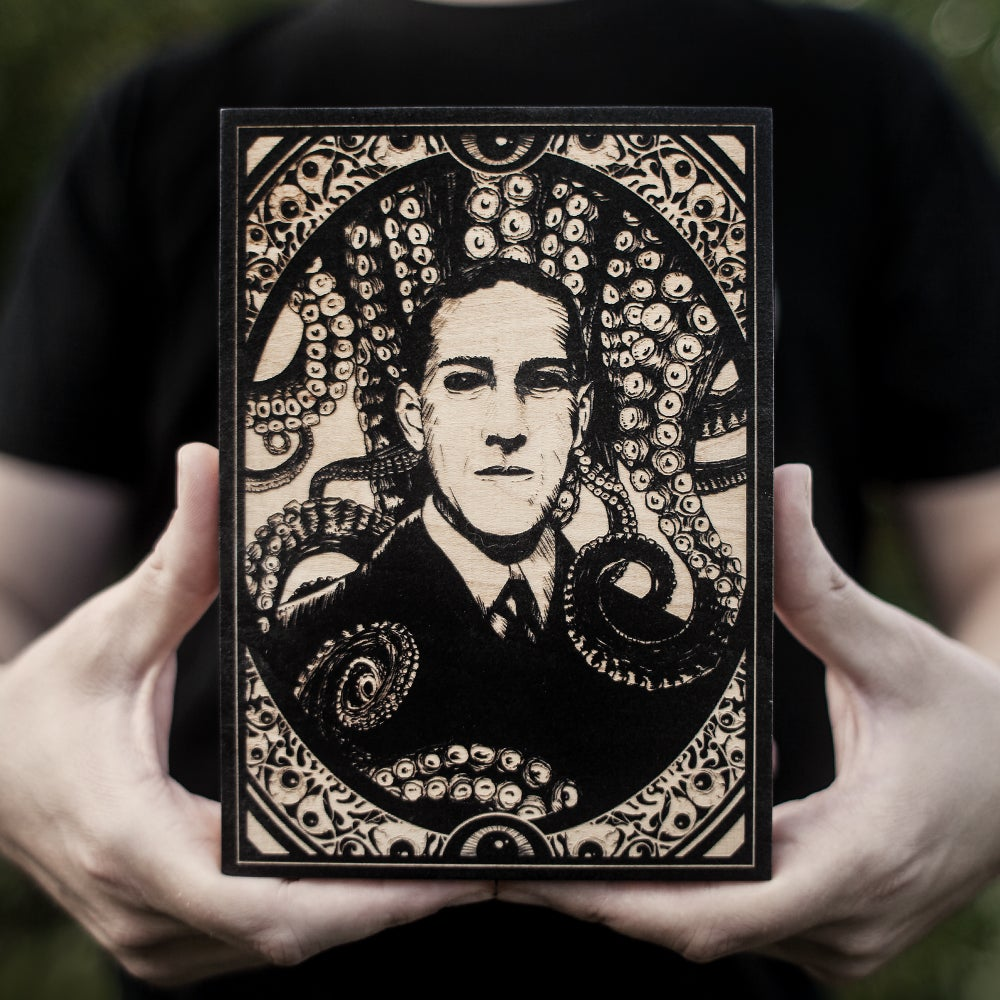 Image of H.P. Lovecraft mini