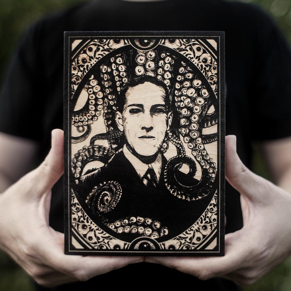 Image of H.P. Lovecraft mini
