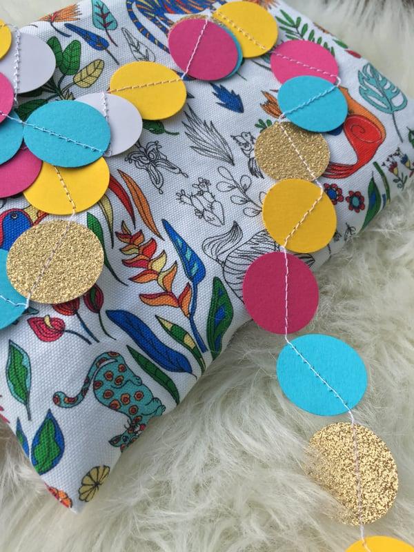 Image of Guirlande confetti