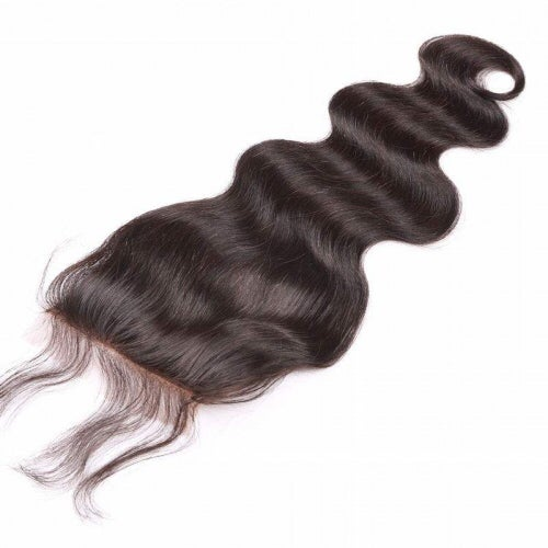 Image of Brazilian Body Wave Lace Closure Grade 9A