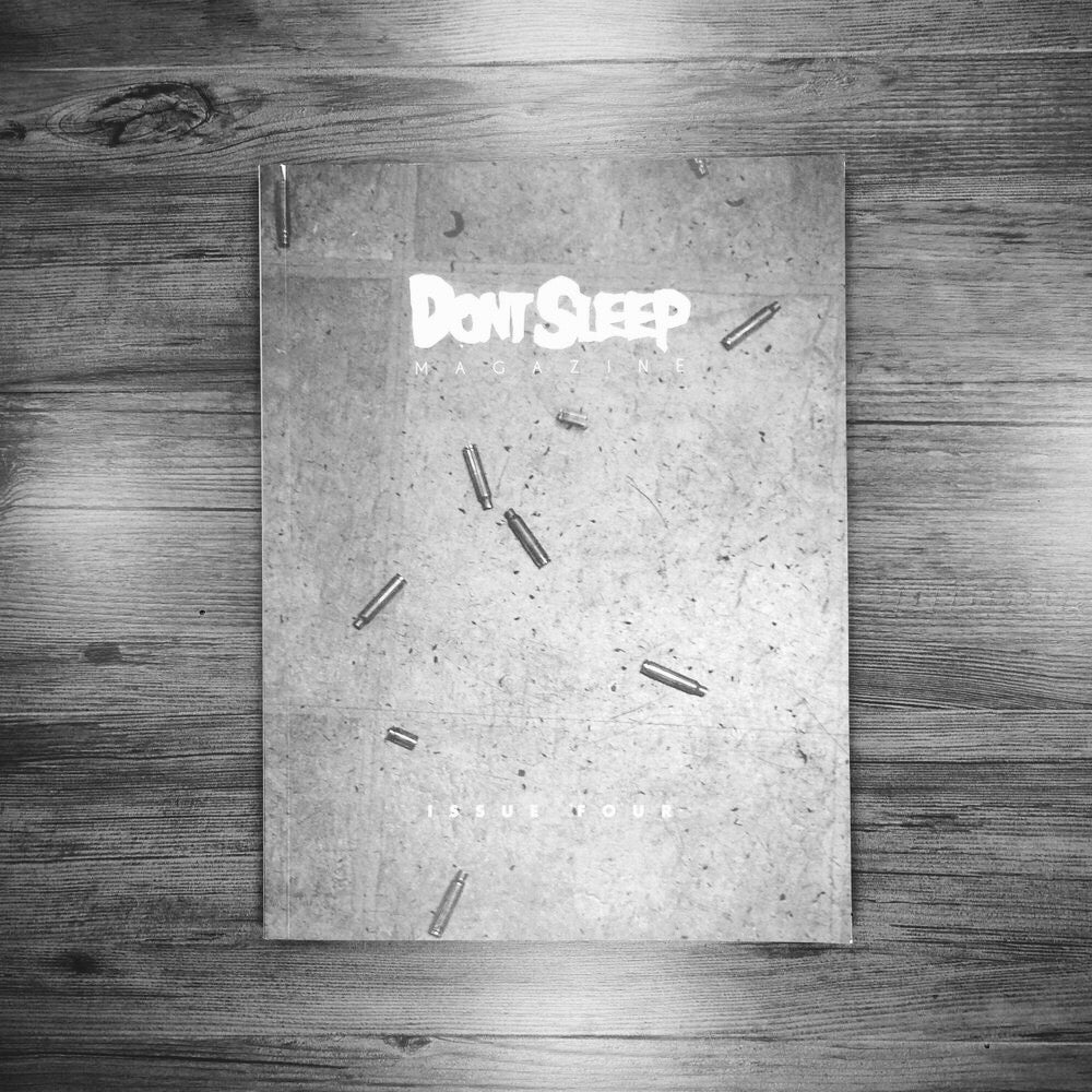 Image of DONT SLEEP MAG - ISSUE 4