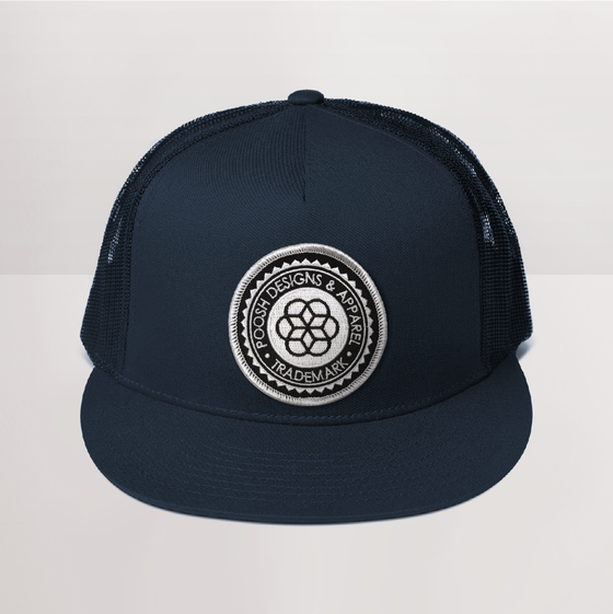 Image of Trademark Trucker Snapback