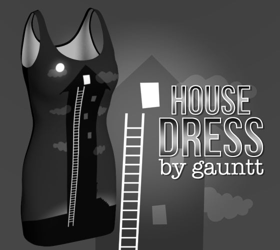 Image of HOUSE DRESS (BODYCON)