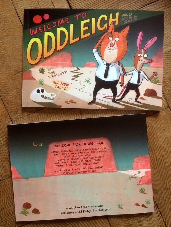 Image of Welcome to Oddleigh, Volume 2