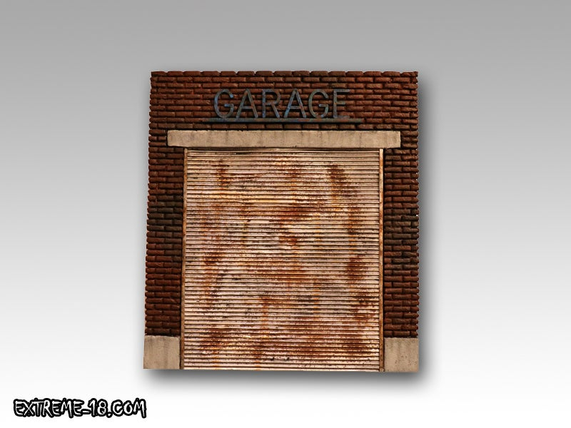 Image of GARAGE WALL