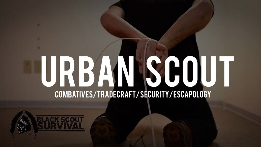 Image of URBAN SCOUT CLASS (NOV 3-4) Lexington, SC