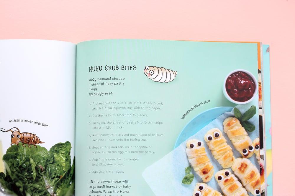 Image of Kuwi's Kitchen - Kiwi Kids' Cookbook