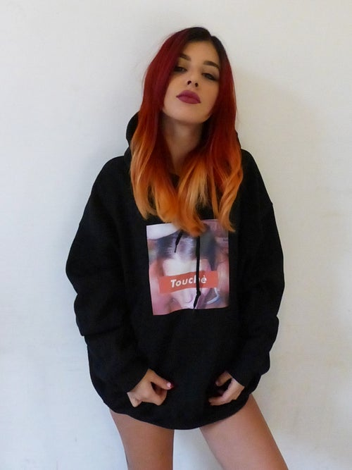 "Image of "" TOUCHE' "" Unisex Hoodie"
