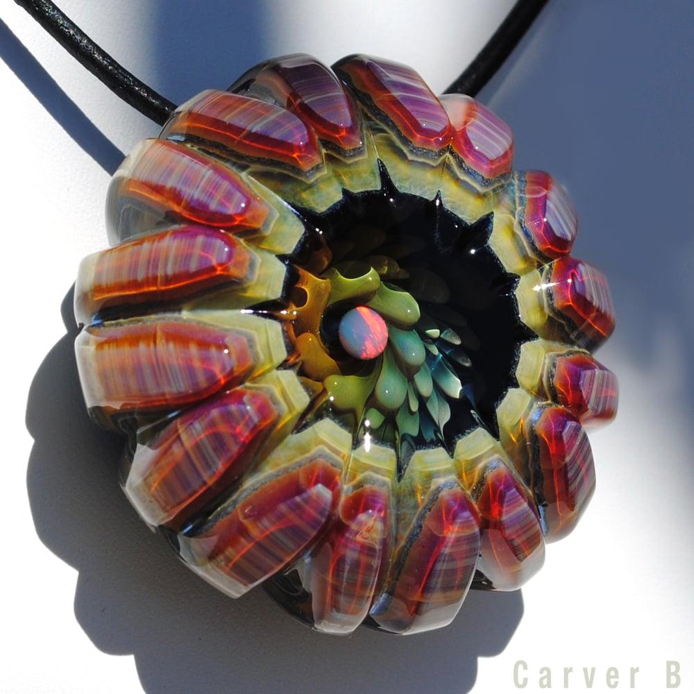 """Image of """"Dappled Sunlight"""" - OG Carver Pendant"""