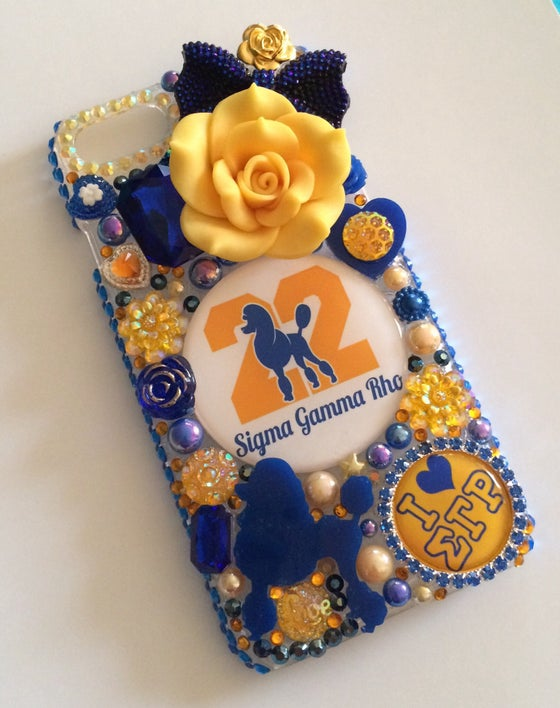 Image of Sigma Gamma Rho iPhone 7 Case