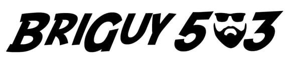 Image of BriGuy503 w0rd sticker