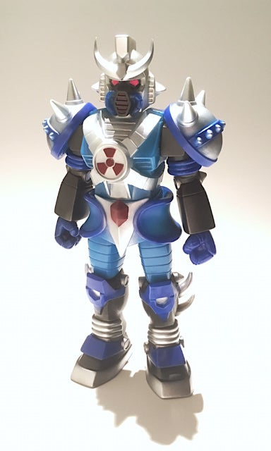 Image of Madgun Custom Blue Bomber!