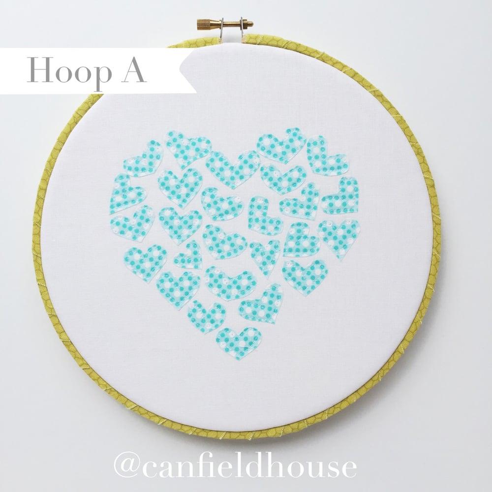 Image of Heart of Heart hoops