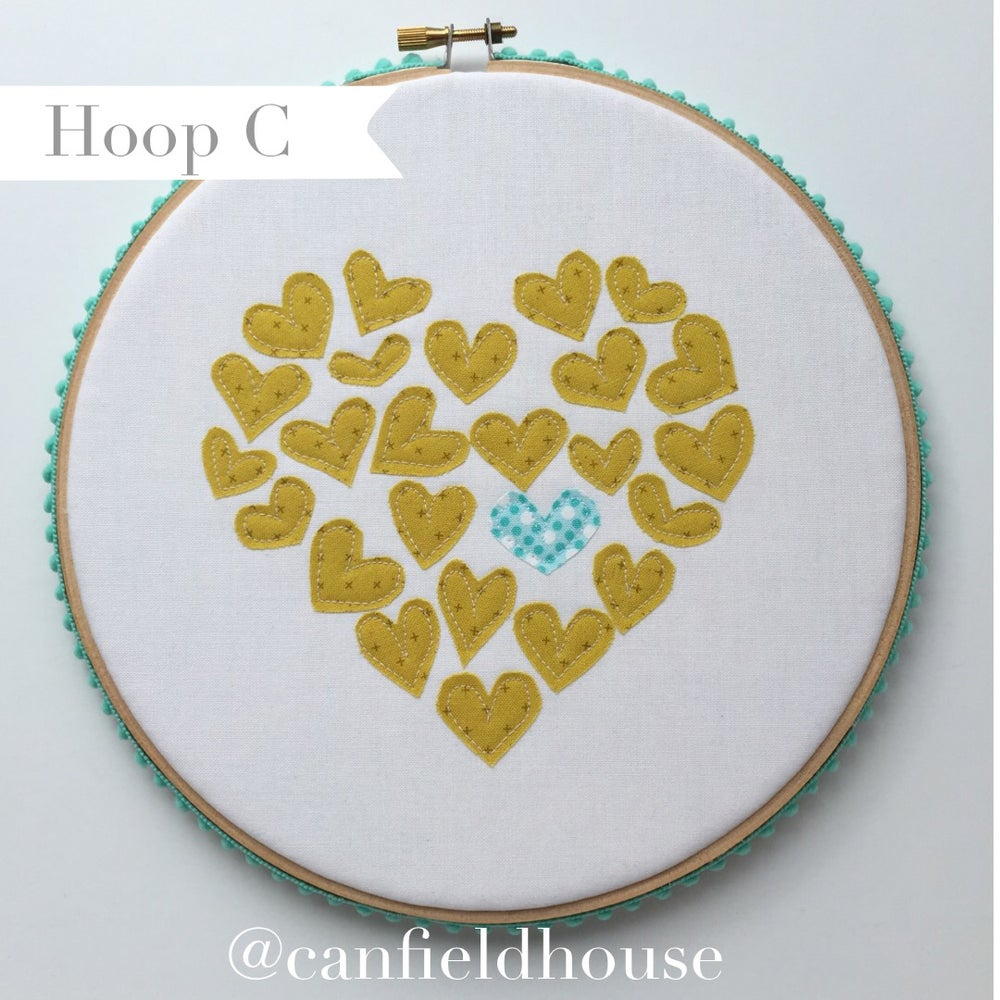 Image of Heart of Heart hoops