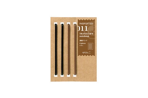 Image of TRAVELER'S notebook Passport Binding Band Refill 011