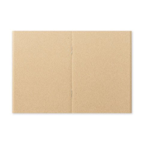 Image of TRAVELER'S notebook Passport Kraft Paper Refill 009