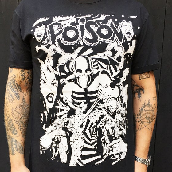 "Image of ""POISON"" T-shirt"