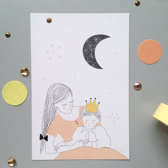 Image of Carte - Petit prince (A6)