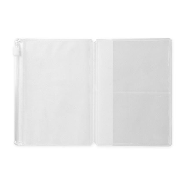 Image of TRAVLER'S notebook Passport Zipper Pocket Refill 004
