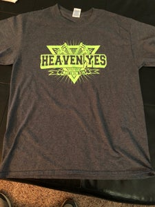 Image of T-shirt - Heaven Yes - Hell No