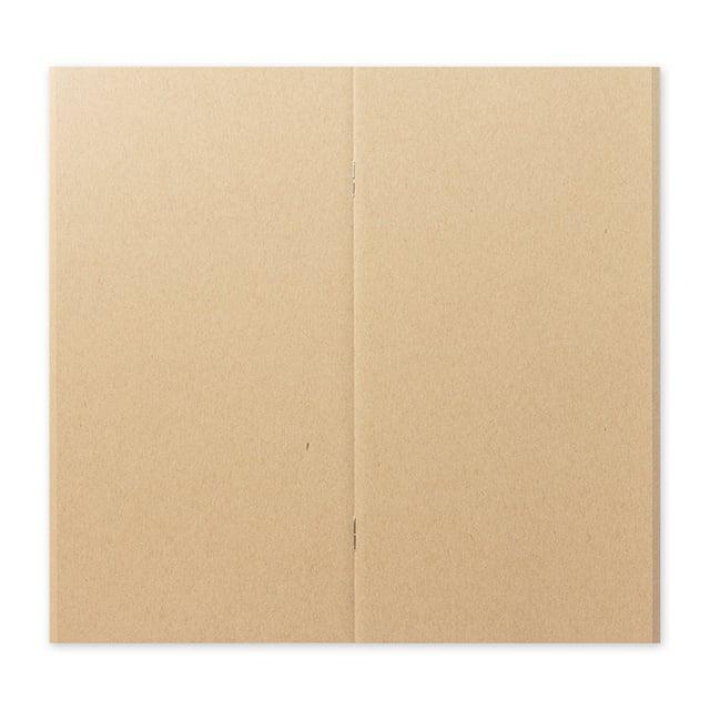 Image of TRAVELER'S notebook Regular Kraft Paper Refill 014