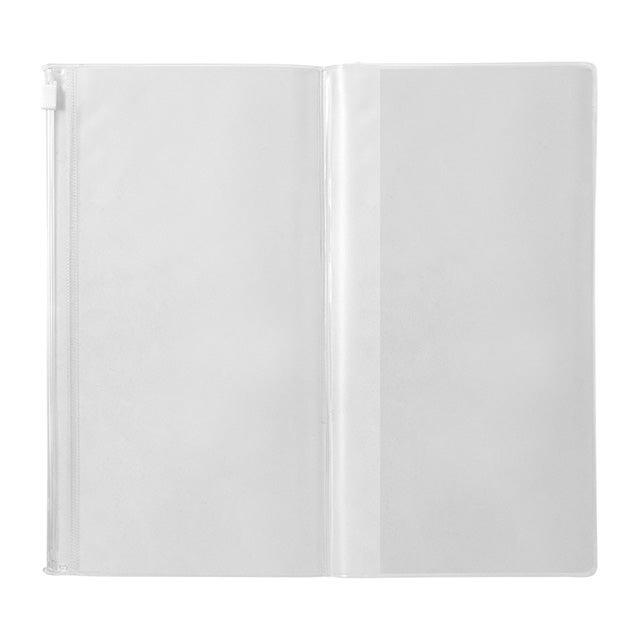 Image of TRAVELER'S notebook Regular Zipper Pocket Refill 008