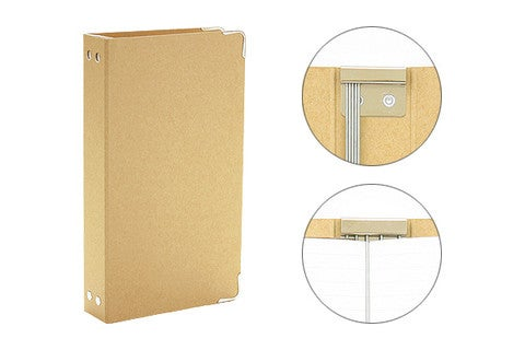 Image of TRAVELER'S notebook Regular Archival Binder Refill 011