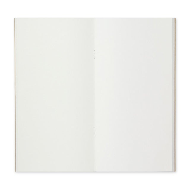 Image of TRAVELER'S notebook Regular Blank Refill 003