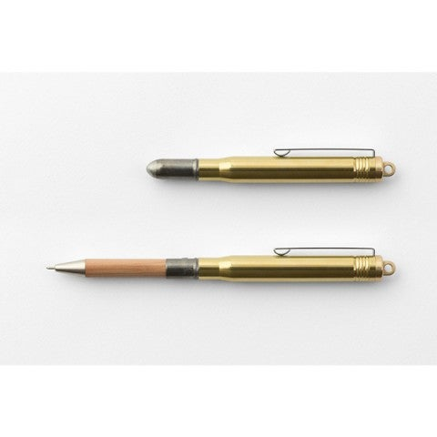 Image of Traveler's Company Brass Ballpoint Pen