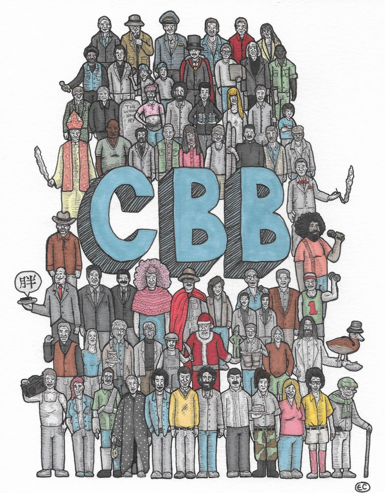 Image of CBB Ensemble Print