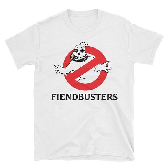 Image of Fiendbusters - White