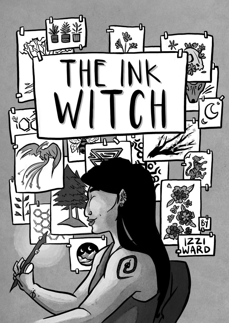 Image of The Ink Witch Comic