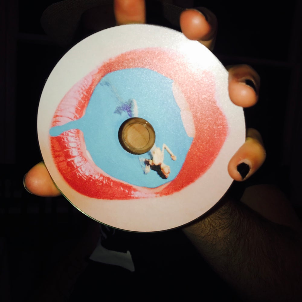 Image of SWIM SINGLE CD