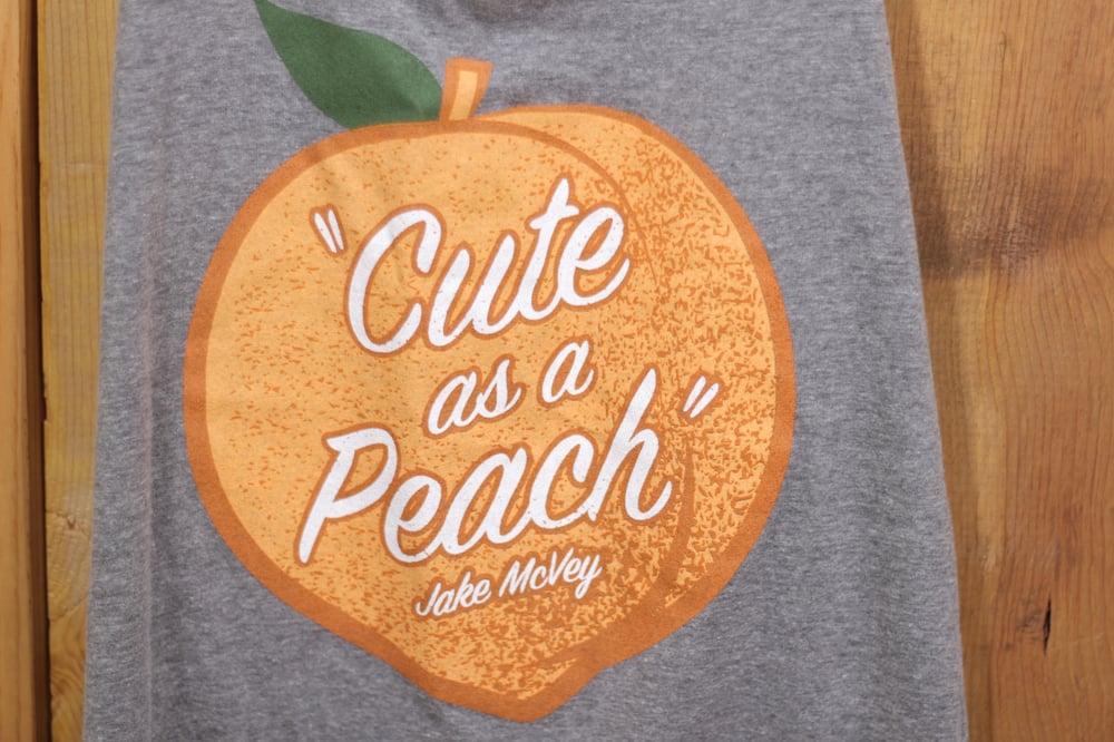 Image of Cute as a Peach Tank