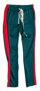 Image of Techno Track Pant Green
