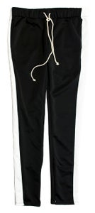 Image of Techno Track Pant Black