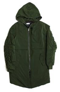 Image of Heavyduty Longline Jacket