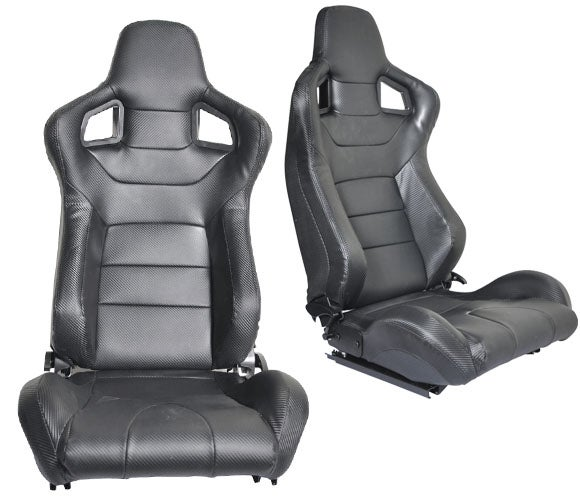 Image of Racing Seats With Sliders